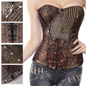 Eye Catcher Bustiers & Corsets - Wildly Untamed