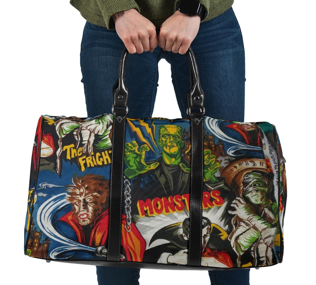 Universal Monster Travel Bag