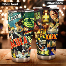 Load image into Gallery viewer, Universal Monsters Tumblers