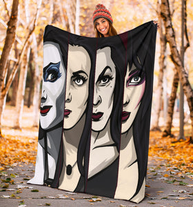 The Ghoul Gang Blanket