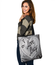 Load image into Gallery viewer, I Love Lucy Tote Bag