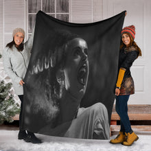 Load image into Gallery viewer, The Bride of Frankenstein Blanket