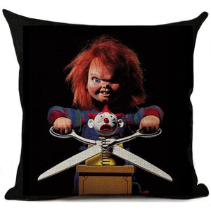 Horror Comfort Pillows Covers - Wildly Untamed