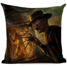 Load image into Gallery viewer, Horror Comfort Pillows Covers - Wildly Untamed