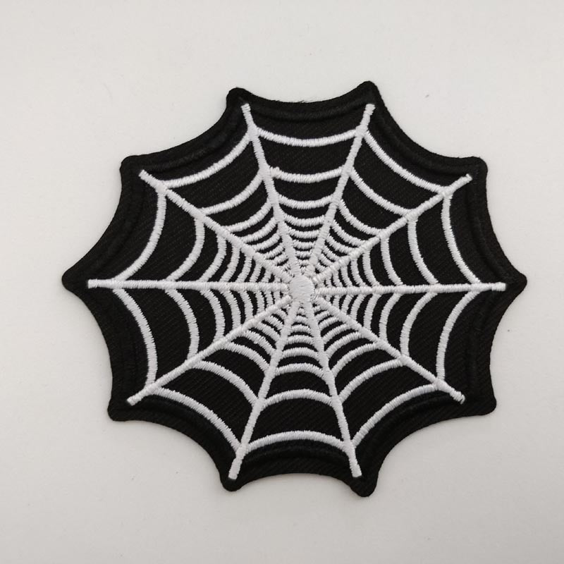 Spider Web Patches - 20 Pieces