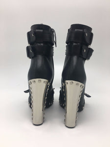 Metal and Lace Vixen Boots
