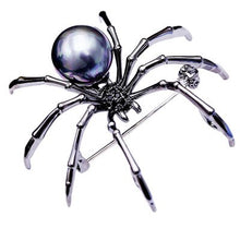 Load image into Gallery viewer, Spider Brooch
