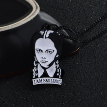 Load image into Gallery viewer, I am Smiling Enamel Pin