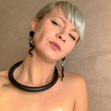 Load image into Gallery viewer, Black and Rebel Choker