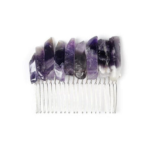 Elizabeth Crystal Quartz Hair Accessories
