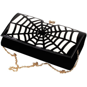 Black Widow Clutch