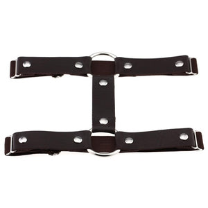 Vixen Leg Leather Belt