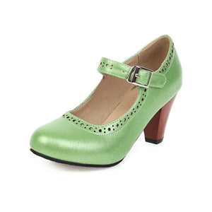 Sweet Mary Janes Pumps