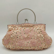 Load image into Gallery viewer, Victoria's Beaded Clutch Bags