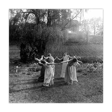Load image into Gallery viewer, Dancing Circle of Women Poster