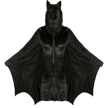 Load image into Gallery viewer, Hoodie Bat Costume
