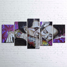 Load image into Gallery viewer, Frankenstein and His True Love (5 Piece Set)