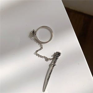 Wicked Sword Ring