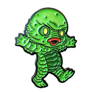 Lil Dude Creature of Lagoon Enamel Pin