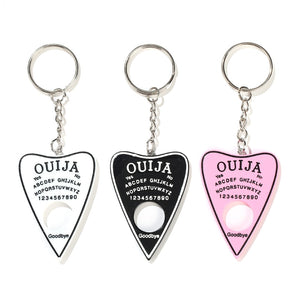 Ouija Keychain - Wildly Untamed