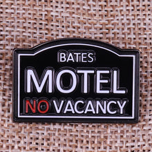 Load image into Gallery viewer, Bates Motel Enamel Pin