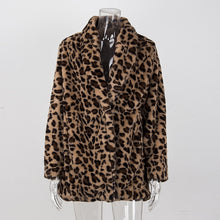 Load image into Gallery viewer, Hungry For You Leopard Jacket - Wildly Untamed