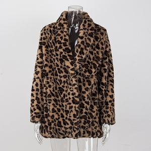 Hungry For You Leopard Jacket - Wildly Untamed