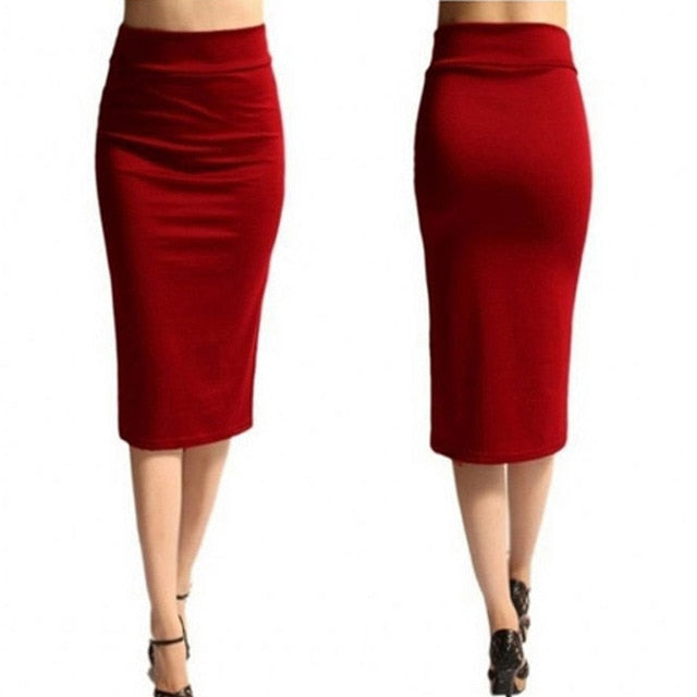 Vixen Bodycon Pencil Skirt