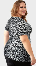 Load image into Gallery viewer, Sweet Vixen Short or Long Sleeve Top - Wildly Untamed
