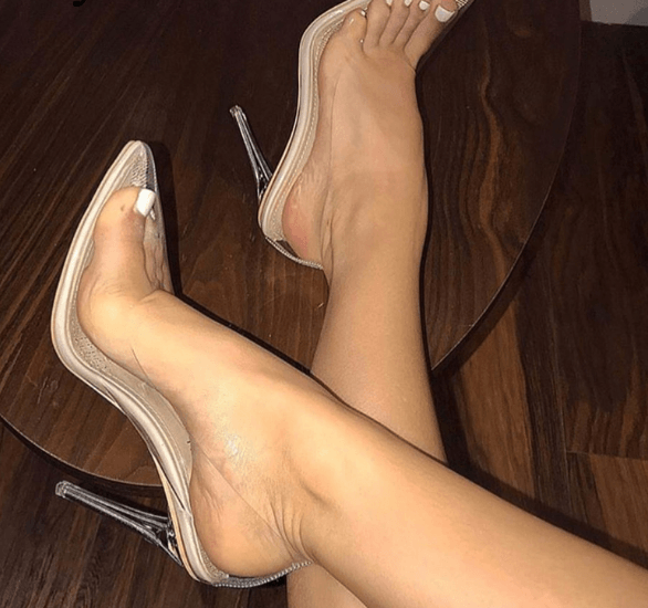 Vixen Pumps - Wildly Untamed