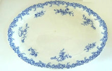Load image into Gallery viewer, Antique Wedgwood Porcelain Blue and White Soup Tureen & Underplate - 43 Chesapeake Court Antiques