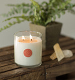 No. 17 - Oakmoss & Amber - Signature Candle Collection
