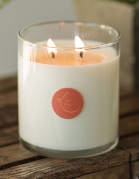 No.9 - Lemon Verbena - Signature Candle Collection