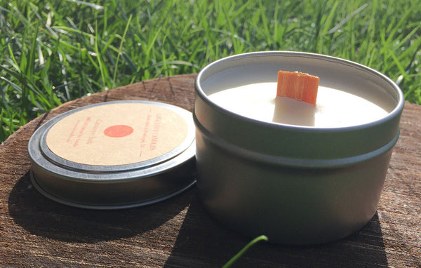 Travel Candle - Mimosa & Mandarin
