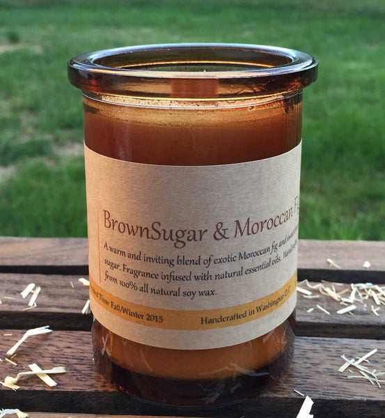 Farmer's Market - Brown Sugar & Moroccan Fig