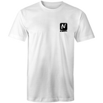 Logo T-Shirt - White - Nugget Industries