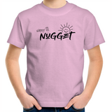 Happy Lil Nugget Kids T-Shirt - Pink - Nugget Industries