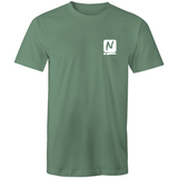 Luxe T-Shirt - Sage - Nugget Industries