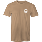 Luxe T-Shirt - Tan - Nugget Industries
