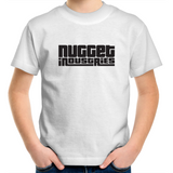 GTA Kids T-Shirt - White - Nugget Industries