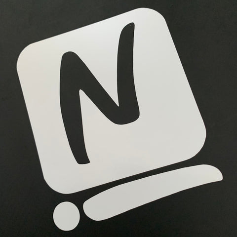 Logo Vinyl Cut Sticker -  - Nugget Industries