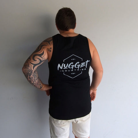 Lowdown Singlet -  - Nugget Industries