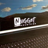 Nugget Industries Vinyl Cut Sticker -  - Nugget Industries
