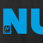 Shout Blue T-Shirt -  - Nugget Industries