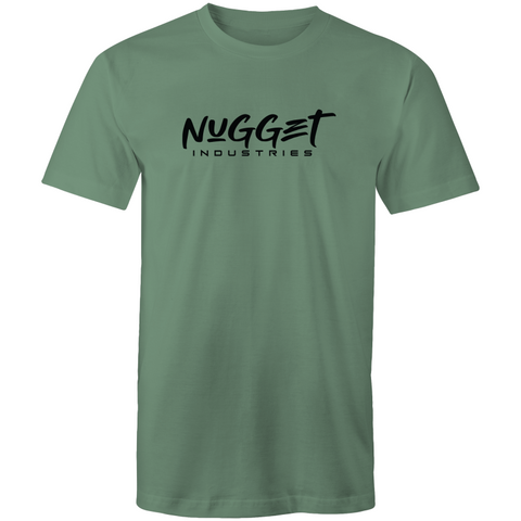 Staple T-Shirt - Sage - Nugget Industries