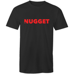 Shout Red T-Shirt - Black - Nugget Industries
