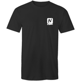 Luxe T-Shirt - Black - Nugget Industries