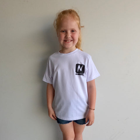 Logo Kids T-Shirt -  - Nugget Industries