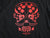 TFA Tribal Skull red mens