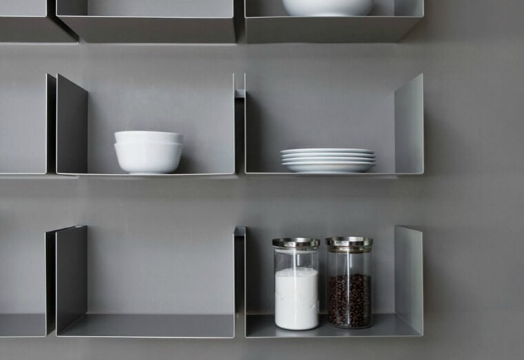 Such & Such Shelving Search - Noa shelves by Carmen Pinós at Twenty twenty One